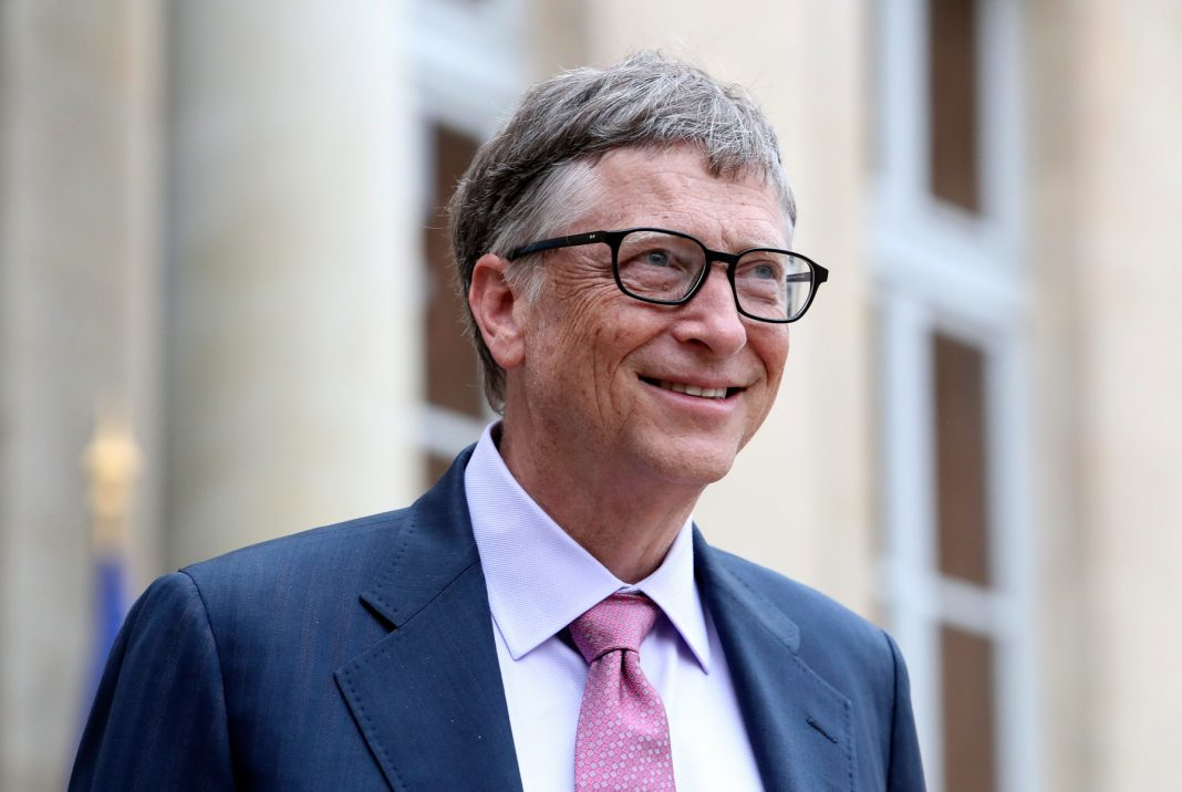 Bill Gates (© AP Images)