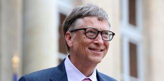 Билл Гейтс (Photo/Kamil Zihnioglu, File)