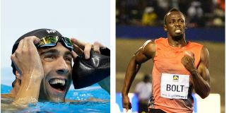 Composite image of photos of six athletes (© AP Images)