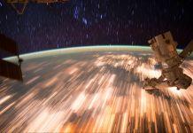 Earth seen from orbit (NASA)