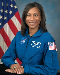 Official portrait photo of Jeanette Epps (NASA)