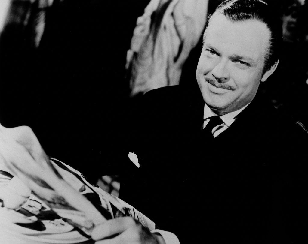 Orson Welles (© AP Images)