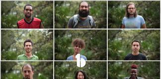Montage photo de 12 jeunes hommes et femmes (© OneBeat)