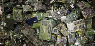 Desechos electrónicos (© AP Images)