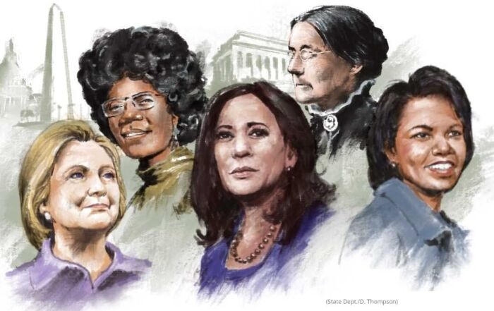 Women in politics: A timeline