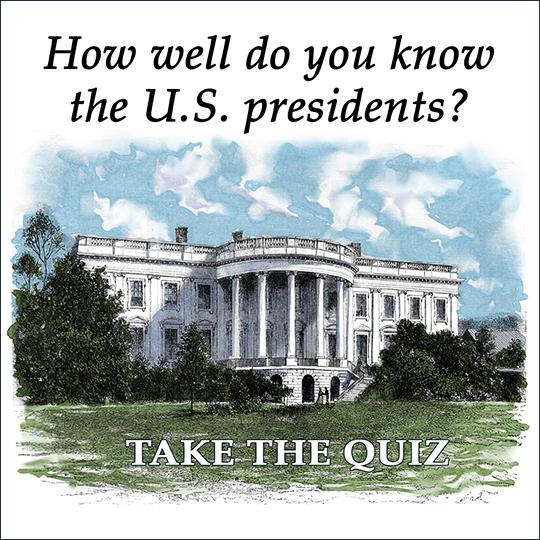 meme_President Quiz