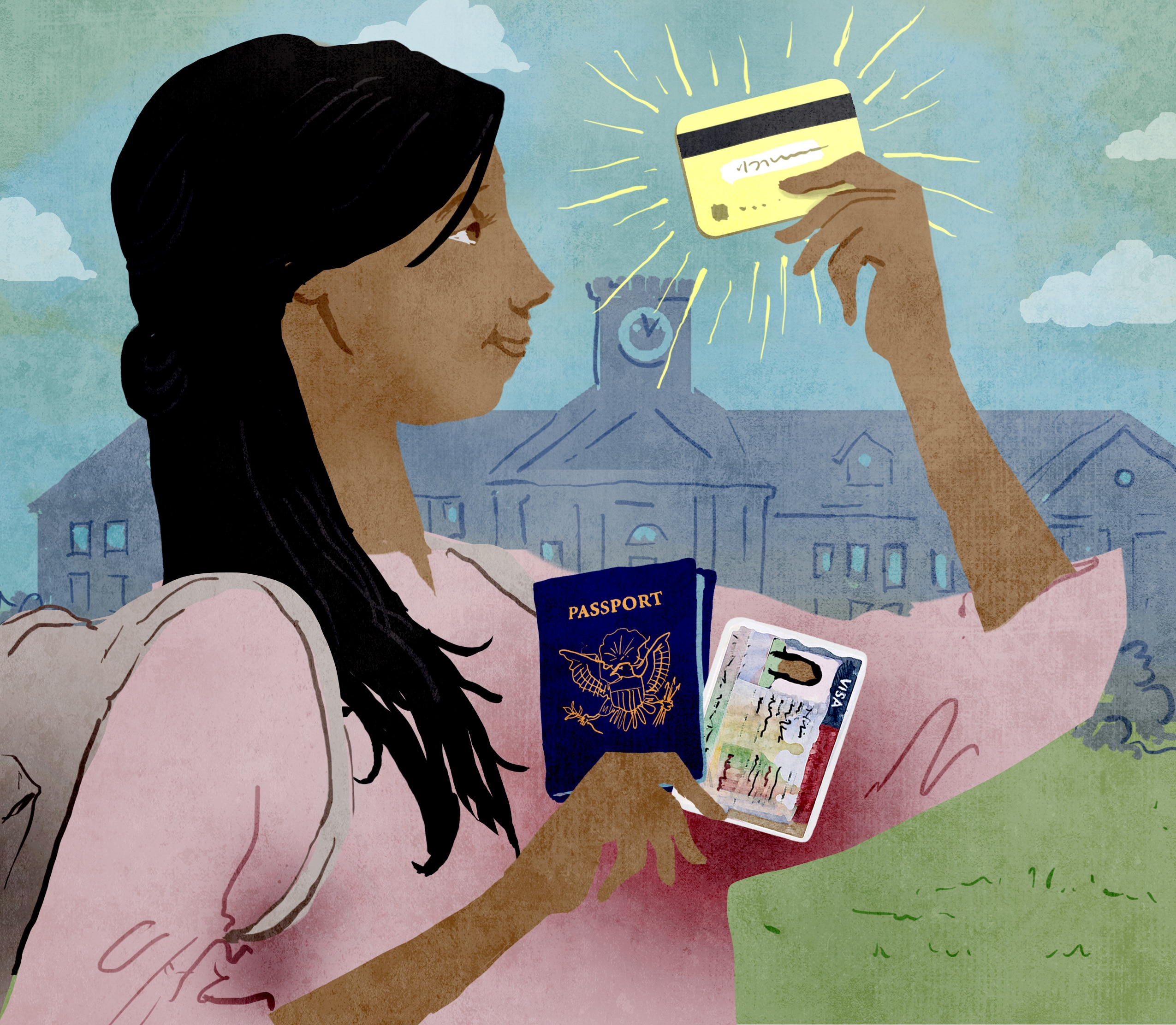 Helping international students get a credit card | ShareAmerica