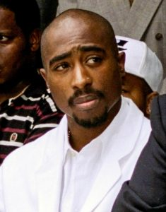 Tupac Shakur (© AP Images)