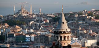 Istanbul skyline (© AP Images)