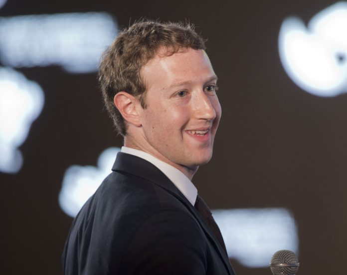 Mark Zuckerberg (© AP Images)
