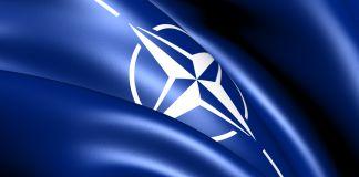 NATO flag (Shutterstock)