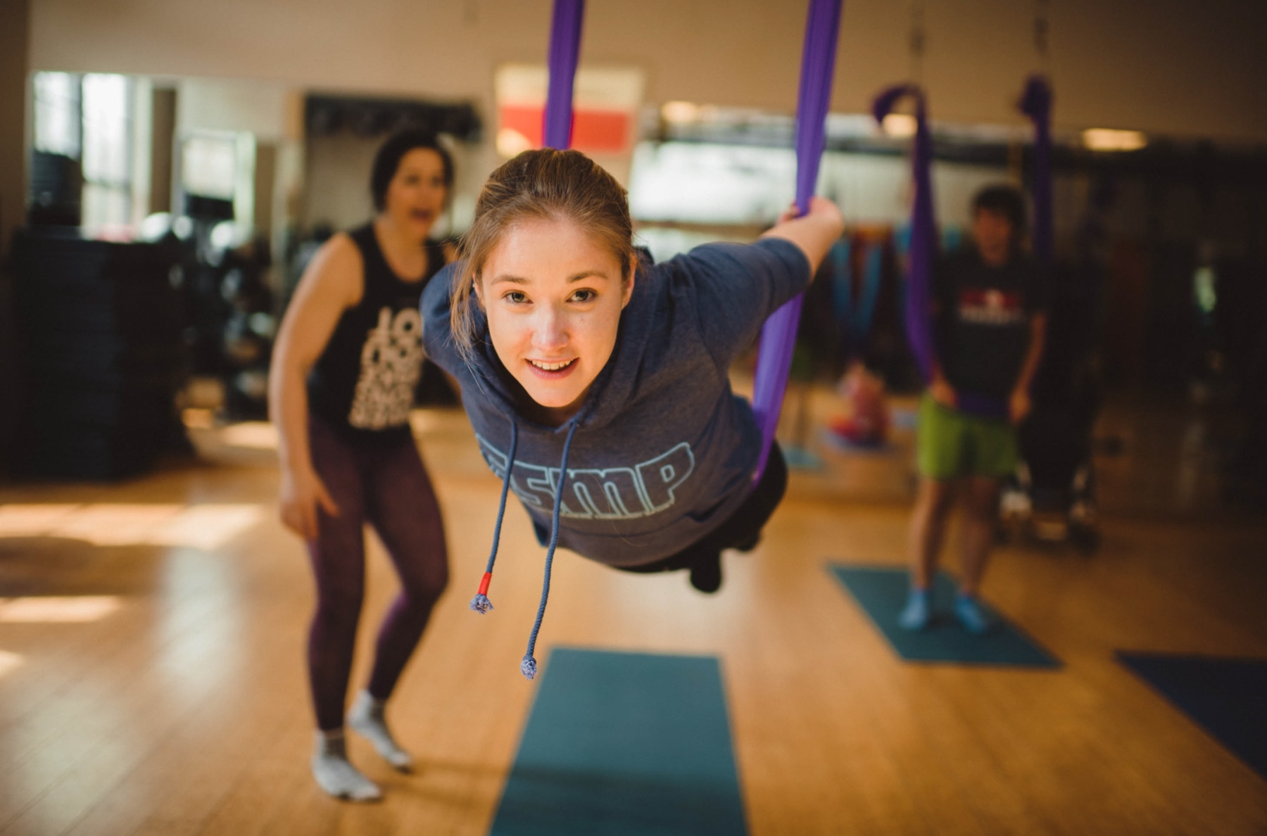 Athletes prove disabilities are no bar to sports shareamerica keit jaanimgi an estonian swimmer born with spina bifida performs aerial yoga state deptuniversity of tennesseejaron johns malvernweather Images