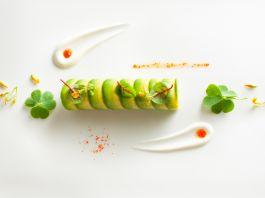 Prato multicolorido em um restaurante (Francesco Tonelli)