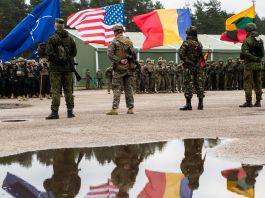 Военнослужащие НАТО (U.S. Marine Corps/Sergeant Kirstin Merrimarahajara)