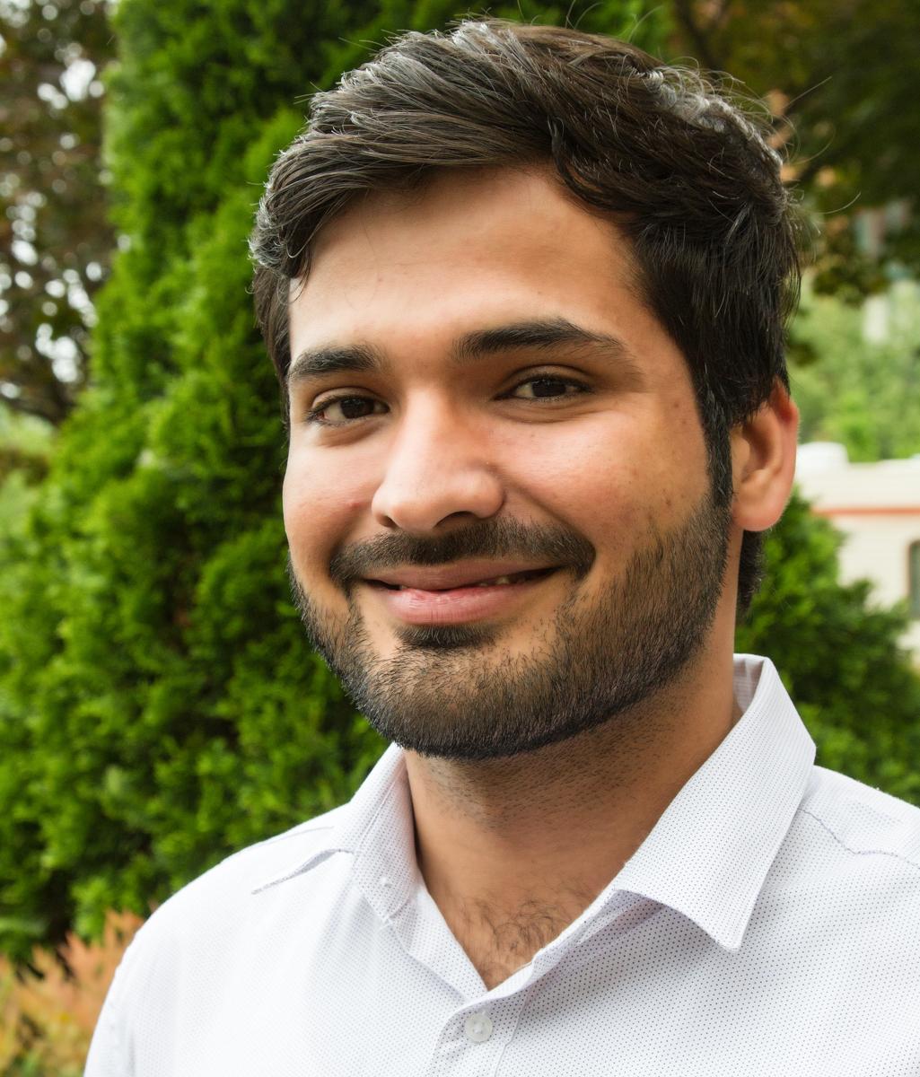 Raj Kumar (State Dept./Kelsey Brannan)