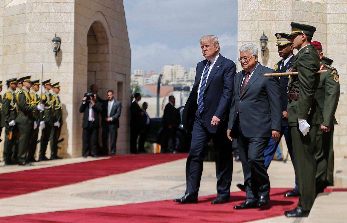 (© Mohamed Torokman/Reuters)