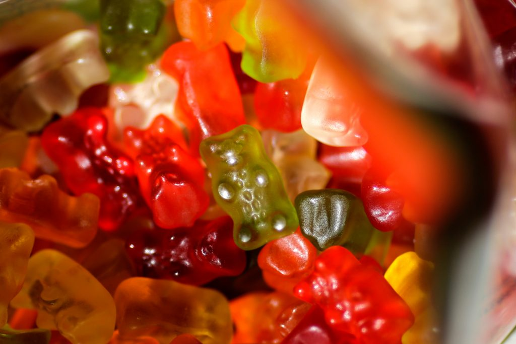 Gummy bears (© AP Images)