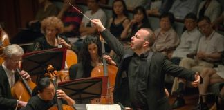 Концерт (Jan Regan/Philadelphia Orchestra)