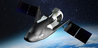 Image of Dream Chaser Cargo System (Sierra Nevada)
