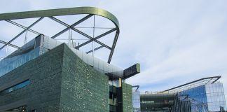 Здание института (Courtesy of Cornell Tech)