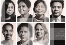Grid of 7 portraits (State Dept./D. Peterson)