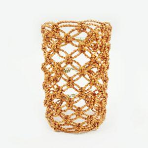 Copper cuff bracelet (© Elsy Quijada)
