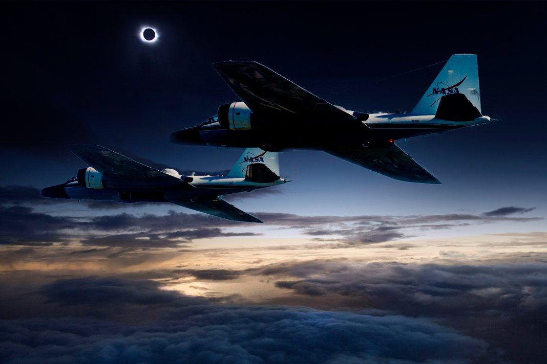 Реактивные самолеты (NASA)