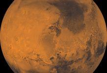 El planeta Marte (NASA)