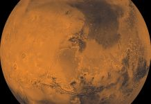 Planet Mars (NASA)