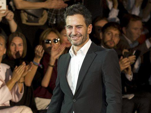 知名时尚设计师馬克·雅各布斯是帕森斯校友(照片:美联社)
