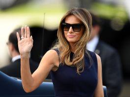Мелания Трамп (© Maciej Gillert/Gallo Images/Getty)
