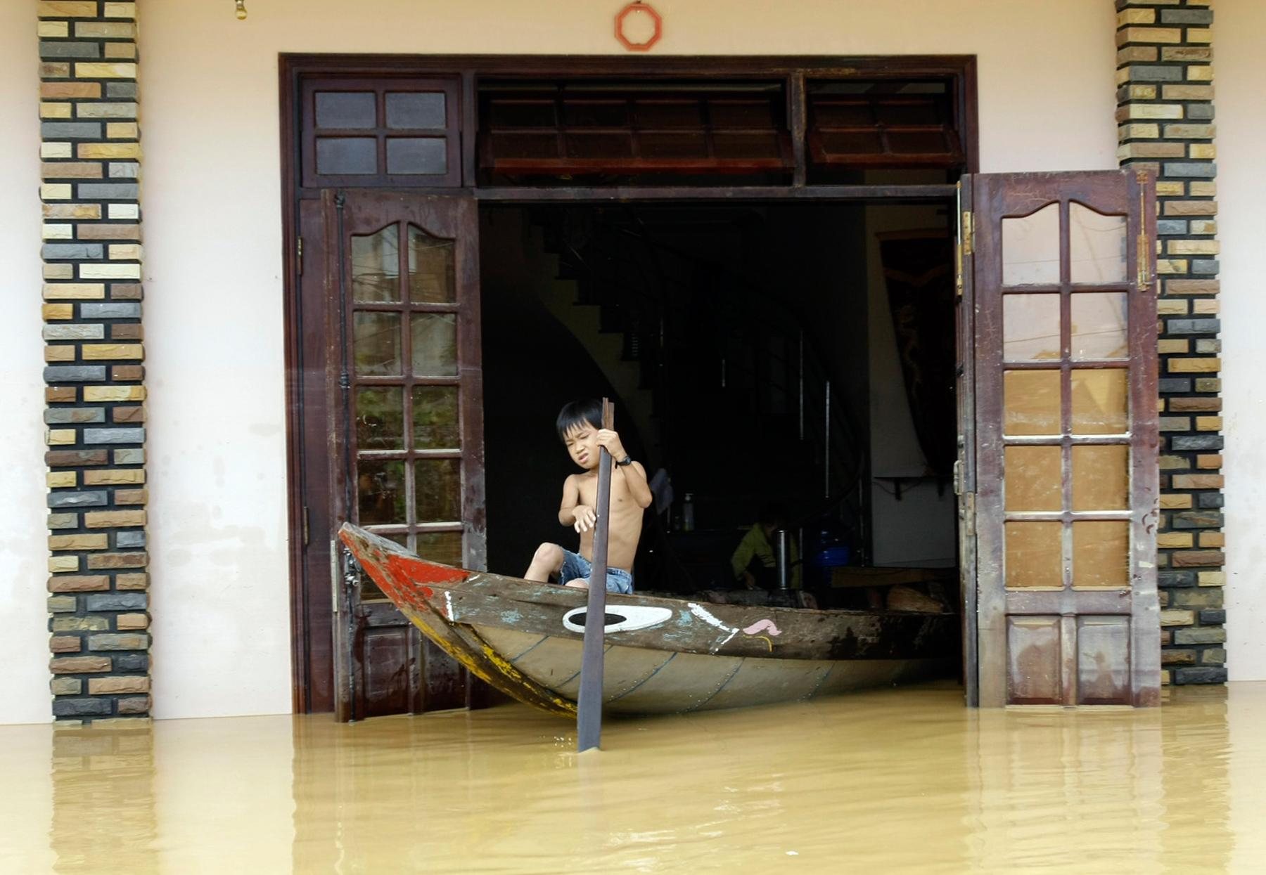 Comment le vietnam est parvenu pr dire les inondations for Interieur bobsleigh
