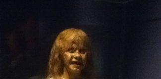 驱魔人电影拍摄中使用的木偶(图片: Wikipedia)