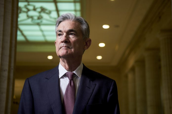 Jerome Powell (© T.J. Kirkpatrick/Bloomberg/Getty Images)