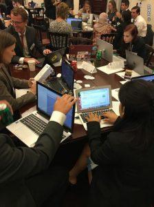 YouthMappers beraksi (State Dept. / USAID)