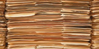 Stacks of files (© Shutterstock)
