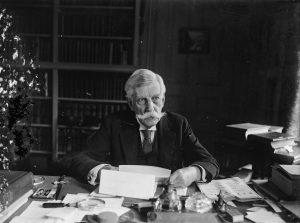 Судья Оливер Уэнделл Холмс (Library of Congress)