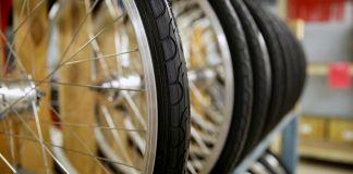 Rodas de bicicleta (Detroit Bikes)