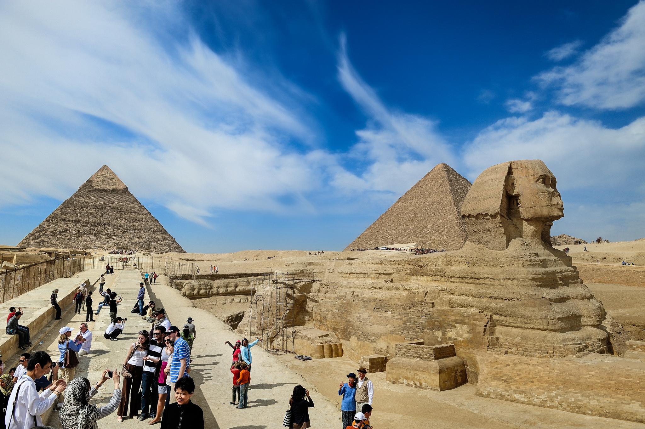 U S Helps Egypt Preserve Antiquities Shareamerica