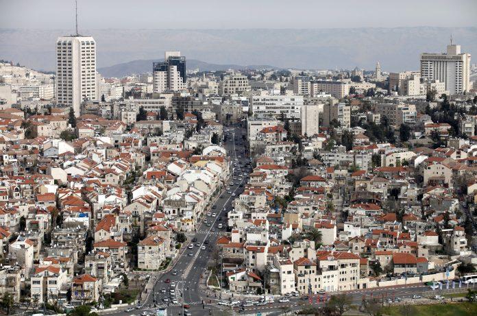 Skyline view of Jerusalem (© Ariel Jerozolimski/Bloomberg/Getty Images)