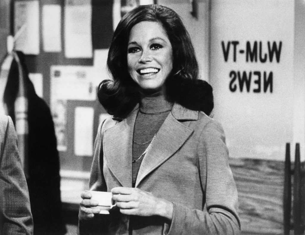 Mary Tyler Moore (© Bettmann/Getty Images)