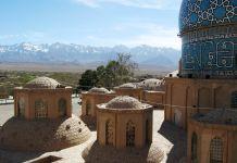 Tomb in Iran (© Andrii Zhezhera/Shutterstock)