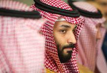 El príncipe heredero saudí Mohammed bin Salman (© Cliff Owen/AP Images)