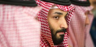 Saudi Crown Prince Mohammed bin Salman (© Cliff Owen/AP Images)