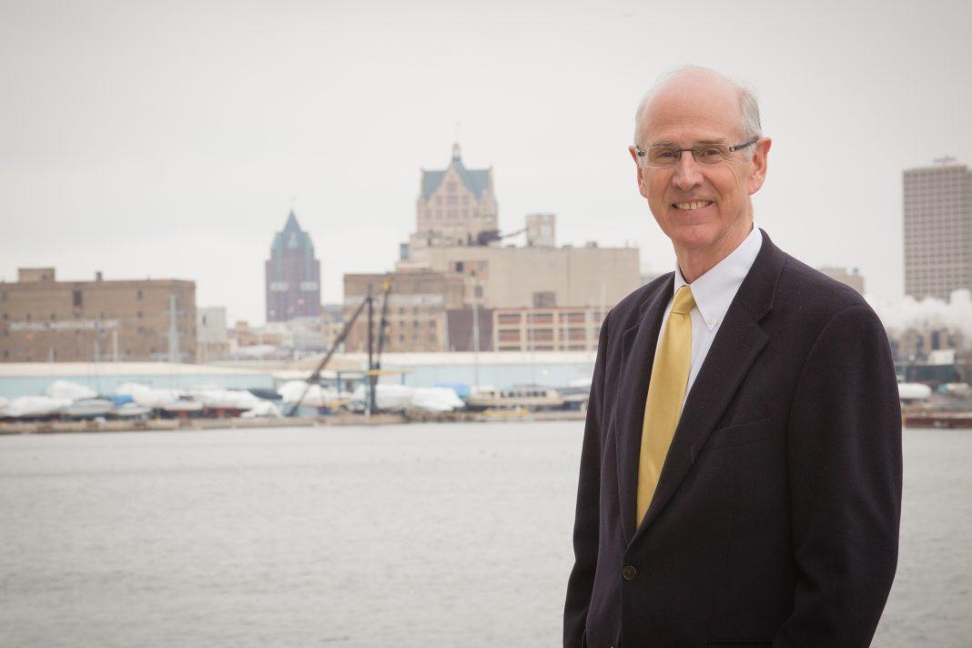 David Ullrich (来源:University of Wisconsin - Milwaukee)