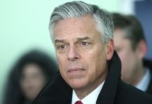 U.S. Ambassador to Russia Jon Huntsman Jr. (© Yegor Aleyev/TASS/Getty Images)