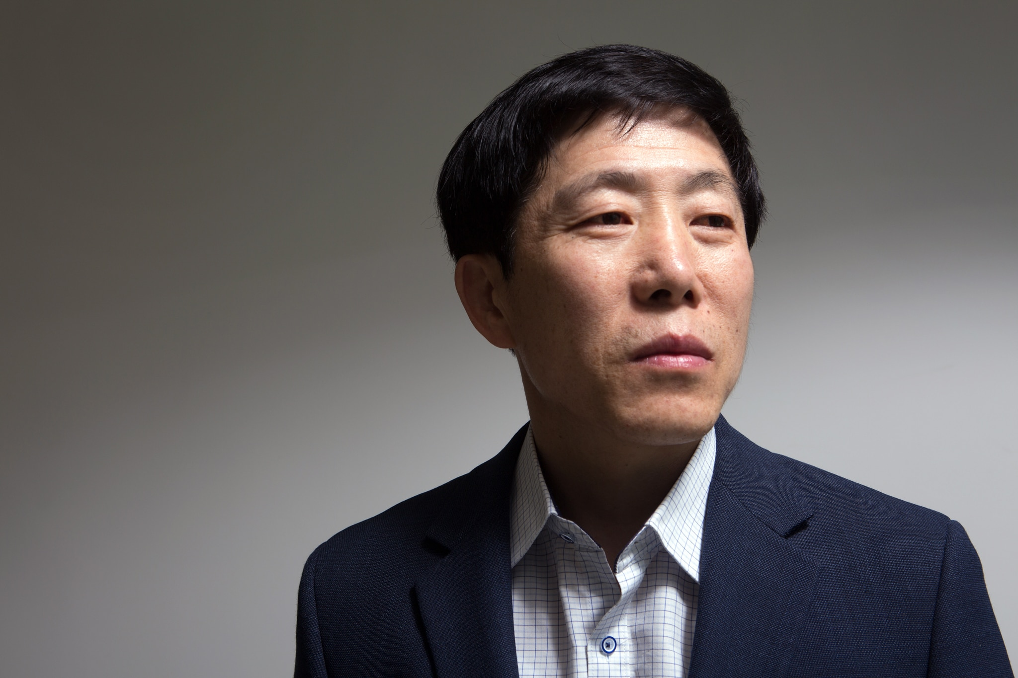 Portrait photo of Park Sang-hak (State Dept./D.A. Peterson)