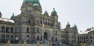 Canadian Parliament (© Jiri Vondrous/Alamy)
