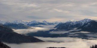 奥林匹克国家公园的群山美景(NPS)