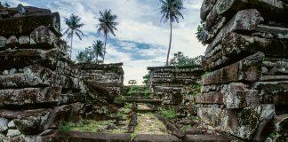 Les vestiges de pierre d'une cité ancienne (© Dea/V. Giannella/Getty Images)